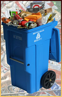 Fantastic!  At long last San Mateo County communities will have single stream recycling available!
